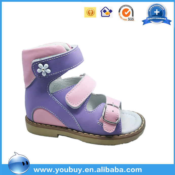 China wholesale cheap price healthy kids orthopedic shoes