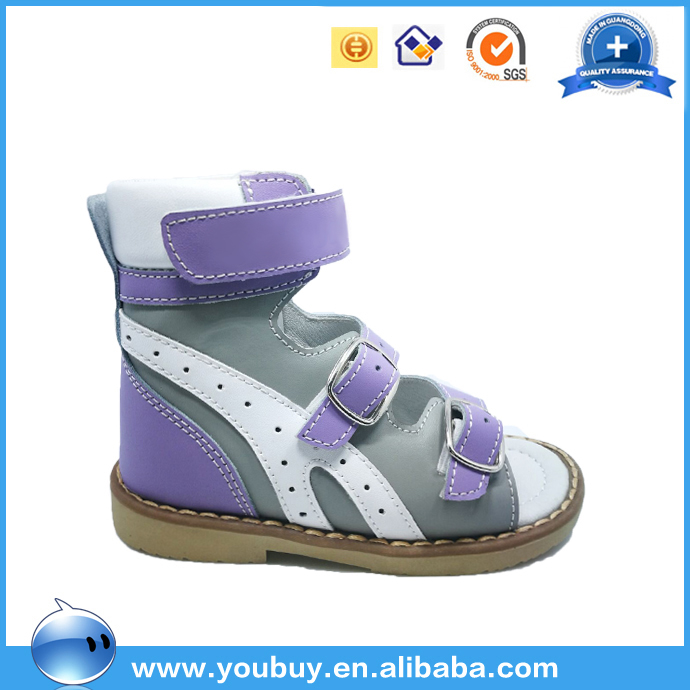 New Model Fashion Girls Orthopedic Ankle Sandals For Summer