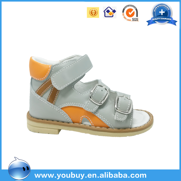 Russian Solid Orthotic Sandals For Kids,Orthopedic Flat Shoes Wholesale