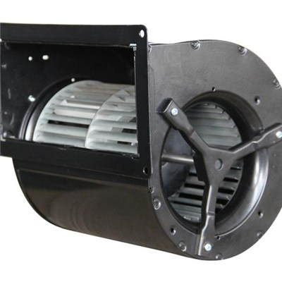 24v 48v Dc Double Inlet Small Industrial Centrifugal Air Blower Fans