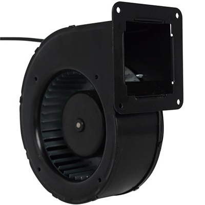 24v 48v Dc Electric Inline Forward Curved Air Blower Fans With Scroll Housing