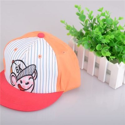 Comfortable And Fashionable Embroidery Duckbill Cap
