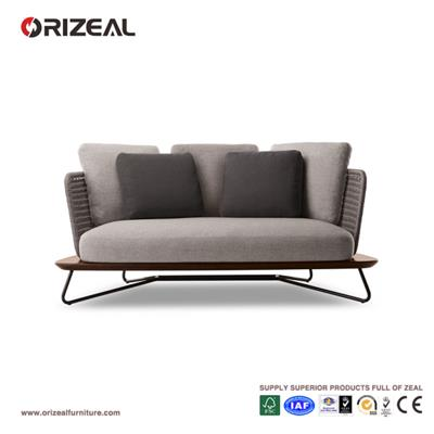 ORIZEAL Outdoor Replica Rivera Cord Sofa OZ-OR035