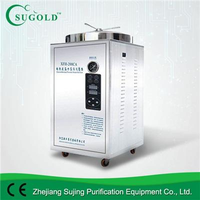 Stainless Steel Vertical Pressure Steam Autoclave