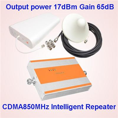 17dBm 850MHz Signal Booster Vehicle Use AGC ALC