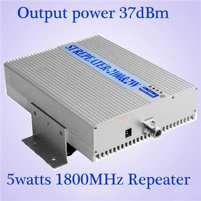 5watts Indoor 1800MHz Signal Repeater