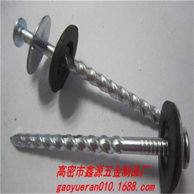 Screw Shank Flooring Nails