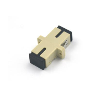 SC/UPC Simplex Fiber Optical Adapter