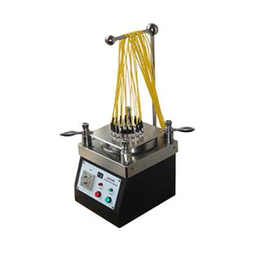Fiber Optic Corner Pressure Polishing Machine