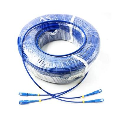 SC/UPC-SC/UPC SM Duplex Armored Fiber Optic Patch Cords