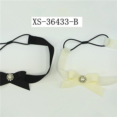 polyester double-sided satin ribbon Head Wraps