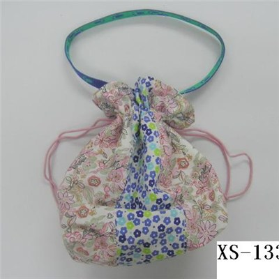 Small cotton pouch bags, can be used for gifts or small things collection