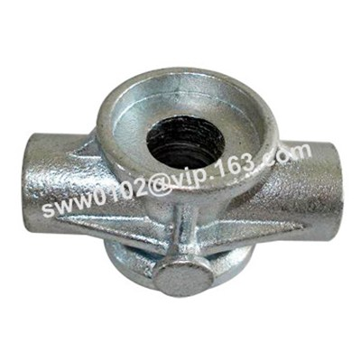 OEM Steel Precision Casting In Zinc Plated