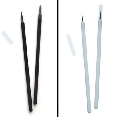 Disposable Pony Hair Eyeliner Brush