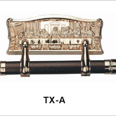 High Quality Metal Funeral Swing Bar Handle On Coffin For Bearing
