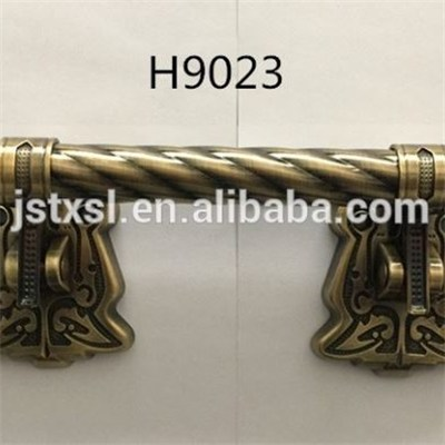 Coffin Handles Model H9023 With Zinc Material For Coffin Casket Handle On Coffin