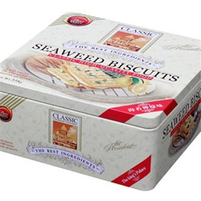 F02012 Biscuit Tin Box