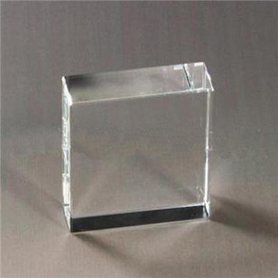 Blank Glass Block