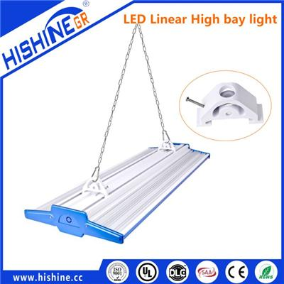 10 Years Performance 200W 250W LED Linear Panel High Bay Lighting Fixtures For Farming Plant