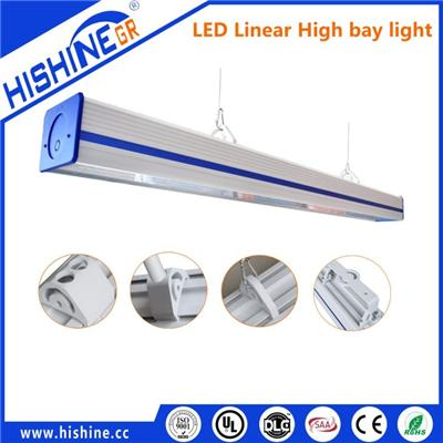 High Lumens 170lm/w Led Industrial Lighting Warehouse Low Bay Led Linear Light 200W