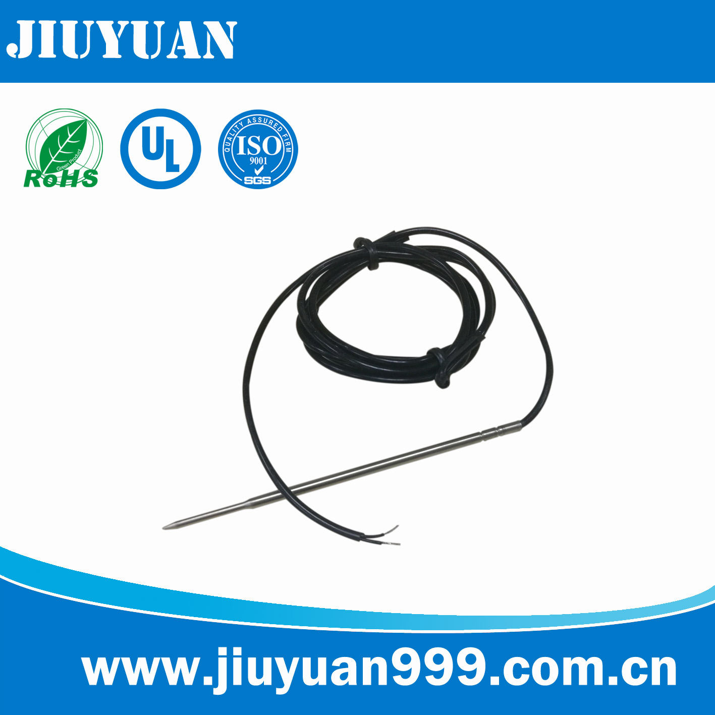 High Quality NTC temperature sensor ntc thermistor food Temperature Probe