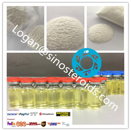 Anabolic Steroid white Powder Test Enanthate