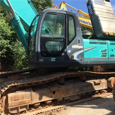 Used Hydraulic Crawler Excavator Kobelco SK350LC-8 For Sale