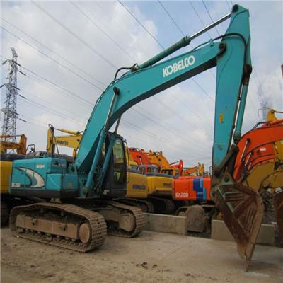 Used Hydraulic Crawler Excavator Kobelco SK200-8 For Sale