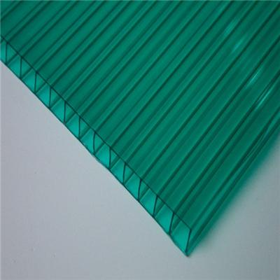 Chinese 2 Wall Polycarbonate Hollow Sheet Supplier