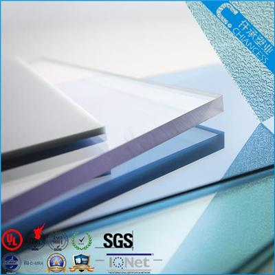 Polycarbonate Solid Sheet With Size 2100*5800mm