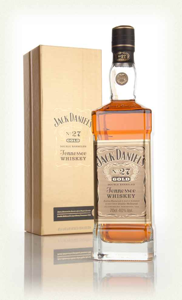 JACK DANIEL'S NO.27 GOLD 70cl / 40%
