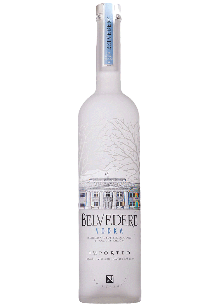 BELVEDERE VODKA  Gift Box 70cl / 40%