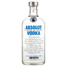 ABSOLUT VODKA 70cl / 40%