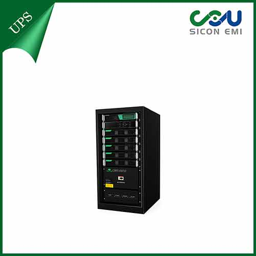 10-100KVA modular Uninterruptible Power Supply