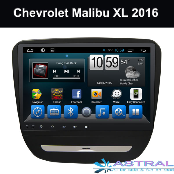 Chevrolet OEM Multimedia In-Dash Receivers Suppliers China Malibu XL 2016