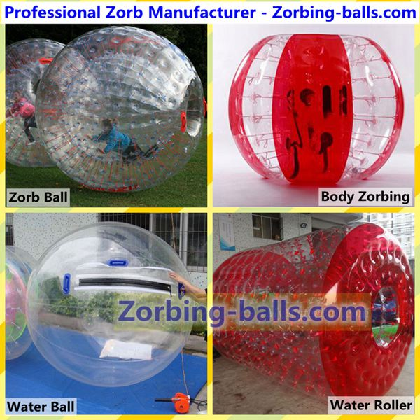 Body Zorbing Ball Soccer Zorb Ball Football Bubble Suit Equipment Bumper