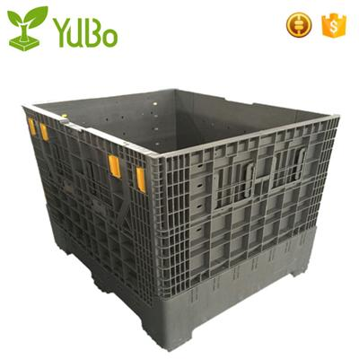 1200*1000*1000mm Collapsible Plastic Pallet Containers