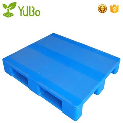 1100*1100mm Flat Top Steel Tubes Reinforced Plastic Pallet