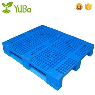1100*1100mm Vented Top Single Faced Heavy Duty Plastic Pallets