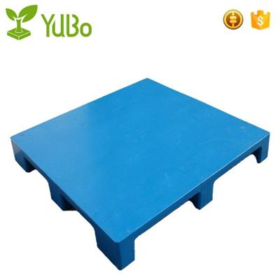 1200*1000mm 4Way Flat Top 9 Legs Plastic Pallets