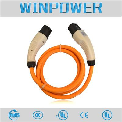 UL 62 EVJT TPE insulated and jacketed Electrical Vechicle Cable