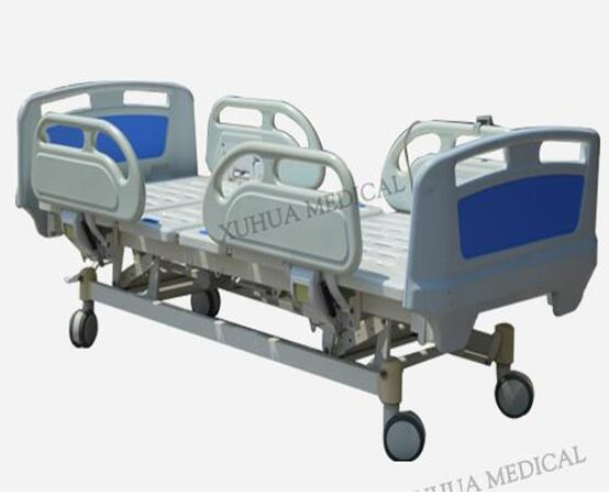 China Supplier Hospital Furniutre, Five Functions Electric Hospital ICU Bed Model: XHD-2E