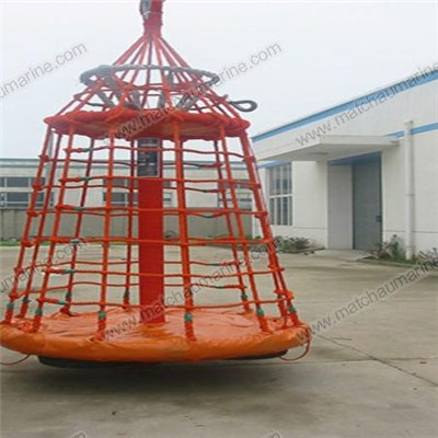 Personal Transfer Basket With Column