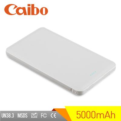 L12 5000mah Battery Power Pack Portable Mobile Power Bank