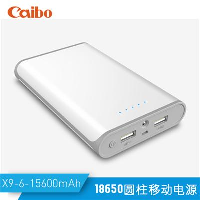 X9-6 Mobile Power Bank Charger  12000mAh/15600mAh