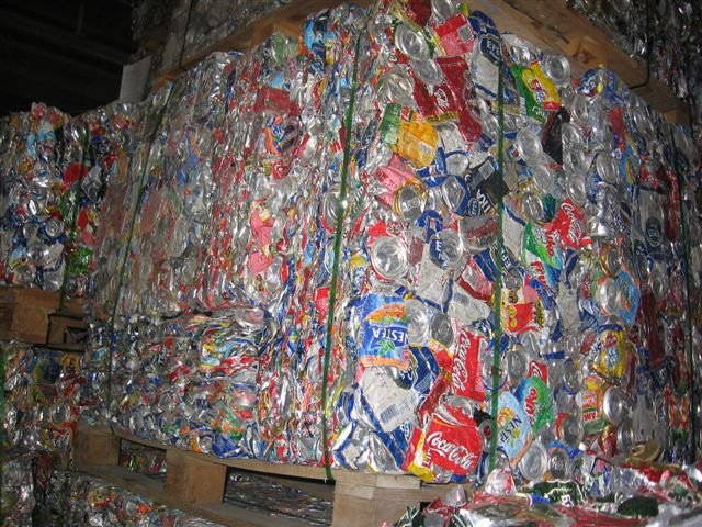 Aluminum can Scrap (UBC)