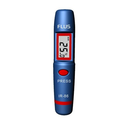 LCD Digital Pen-Style C/F Unit Selectable Auto Power-off infrared thermometer