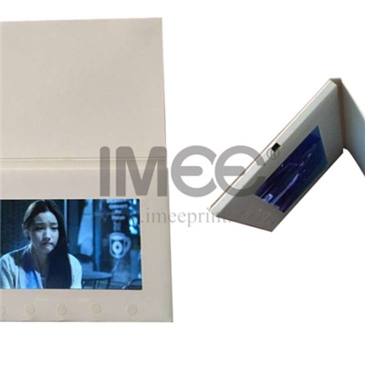 Good Quality/Fashion/Best Price Video Presentation Box/ Card/Gift