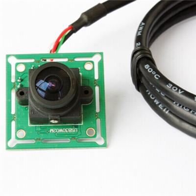 170 DEGREE FISHEYE LENS USB CAMERA MODULE SUPPORT YUY&MJEG