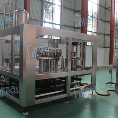 12000BPH drinking water filling machine